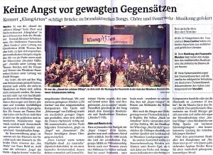 WP 19.11.14 Konzert KlangARTen 08.11.14